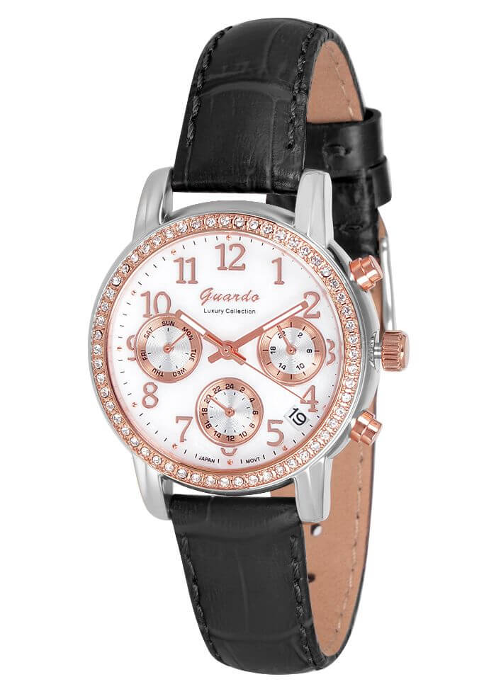 Zegarek Outlet Luxury Guardo S1390-10