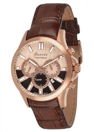 Zegarek Outlet Luxury Guardo S8071-6