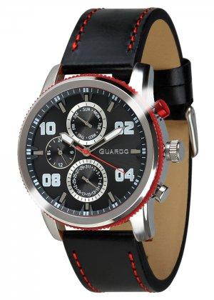 Zegarek Guardo 011097(1)-1 Srebrny