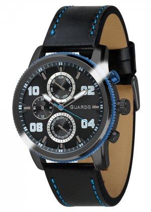 Zegarek Guardo 011097(1)-5 Czarny