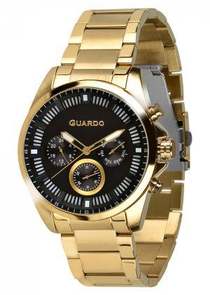 Zegarek Guardo 011123-2 Złoty