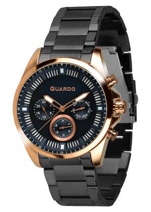 Zegarek Guardo 011123-3 Różowe Złoto
