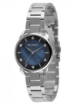 Zegarek Guardo 011148-1 Srebrny