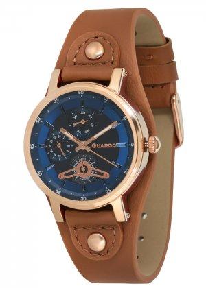 Zegarek Guardo 011265(1)-5 Różowe Złoto