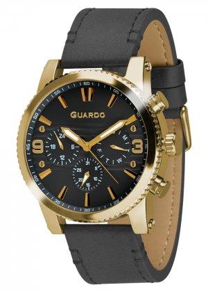 Zegarek Guardo 011401-4 Złoty