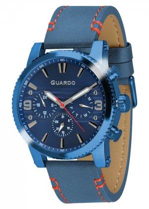 Zegarek Guardo 011401-6 Niebieski