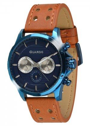 Zegarek Guardo 011456-6 Niebieski