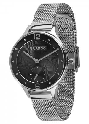Zegarek Guardo 011636(1)-1 Srebrny