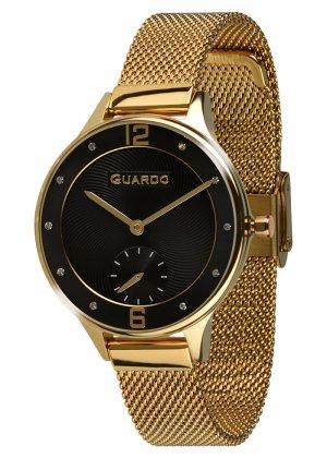 Zegarek Guardo 011636(1)-2 Złoty