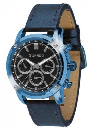 Zegarek Guardo 011645-5 Niebieski