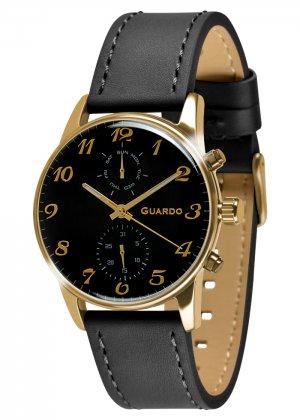 Zegarek Guardo 012009(3)-2 Złoty