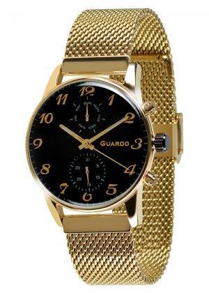 Zegarek Guardo 012009(4)-2 Złoty