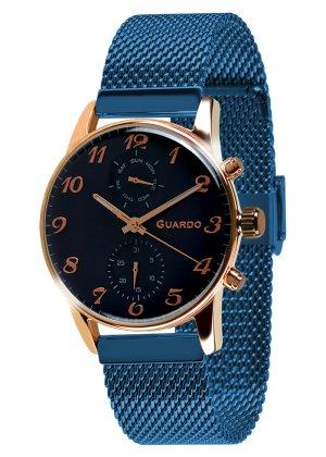 Zegarek Guardo 012009(4)-4 Różowe Złoto