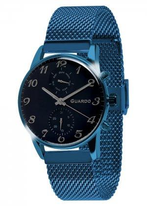 Zegarek Guardo 012009(4)-5 Niebieski