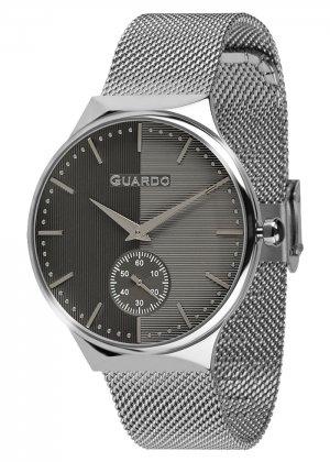 Zegarek Guardo 012473(2)-1 Srebrny