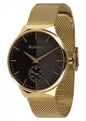 Zegarek Guardo 012473(2)-3 Złoty