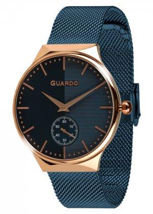 Zegarek Guardo 012473(2)-4 Różowe Złoto