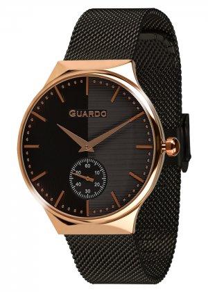 Zegarek Guardo 012473(2)-5 Różowe Złoto