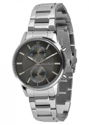 Zegarek Guardo B01068-2 Srebrny