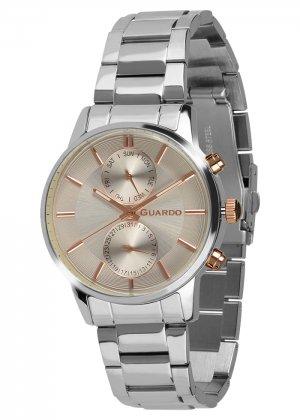 Zegarek Guardo B01068-3 Złoty
