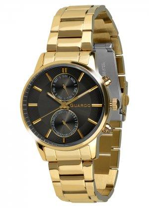 Zegarek Guardo B01068-5 Złoty
