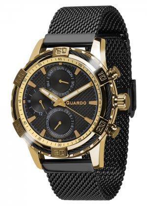 Zegarek Guardo B01352(2)-3 Złoty