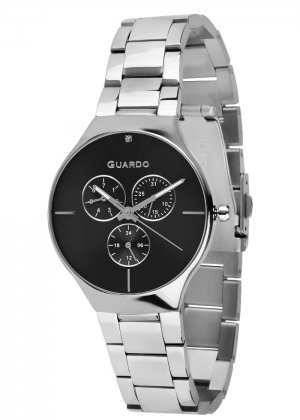Zegarek Guardo B01398(1)-1 Srebrny