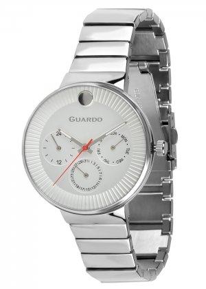 Zegarek Guardo B01400(1)-2 Srebrny
