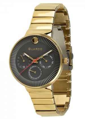 Zegarek Guardo B01400(1)-3 Złoty