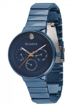 Zegarek Guardo B01400(1)-6 Niebieski
