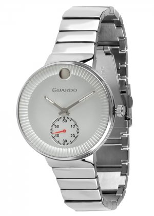 Zegarek Guardo B01400(2)-2 Srebrny