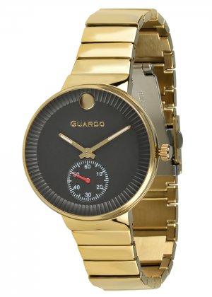 Zegarek Guardo B01400(2)-3 Złoty