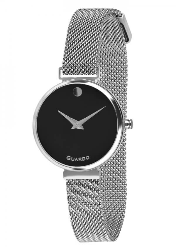 Zegarek Guardo B01401-1 Srebrny