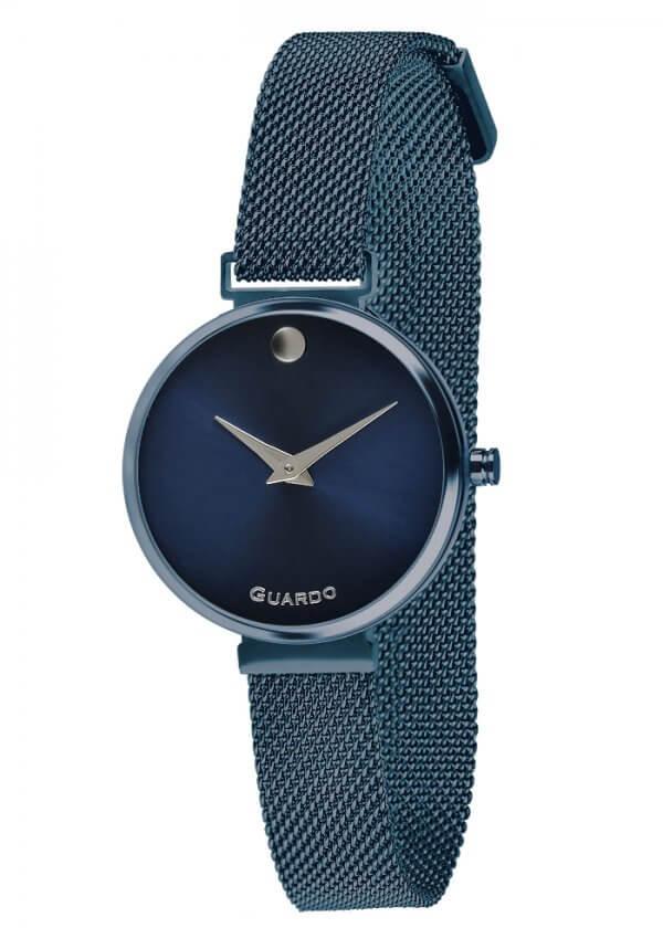 Zegarek Guardo B01401-10 Niebieski