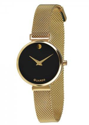 Zegarek Guardo B01401-3 Złoty