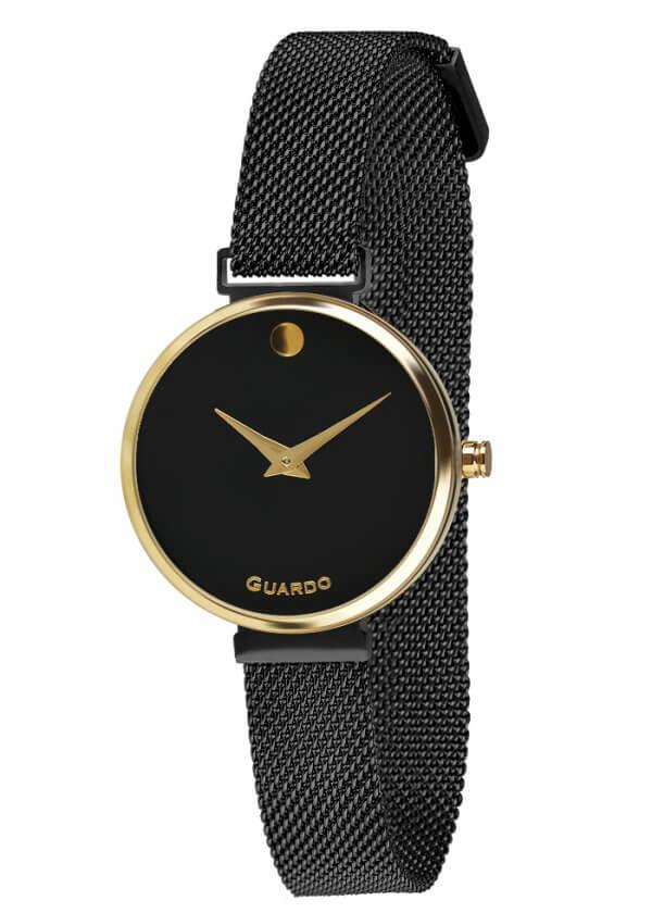 Zegarek Guardo B01401-4 Złoty