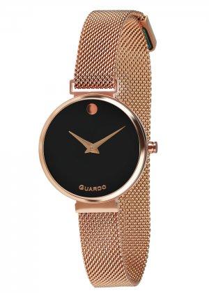 Zegarek Guardo B01401-5 Różowe Złoto
