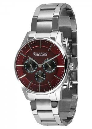 Męski zegarek Na bransolecie Guardo S01216-4