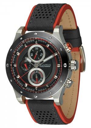 Męski zegarek Na pasku Guardo S01355-2