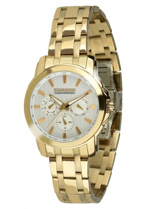Damski zegarek Na bransolecie Guardo S01418-3