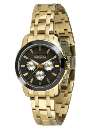 Damski zegarek Na bransolecie Guardo S01418-4