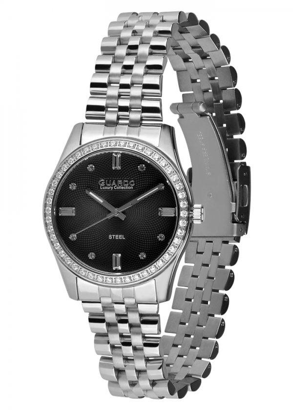 Damski zegarek Na bransolecie Guardo S01861(1)-1
