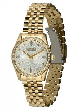 Damski zegarek Na bransolecie Guardo S01861(1)-3