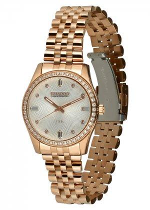 Damski zegarek Na bransolecie Guardo S01861(1)-5