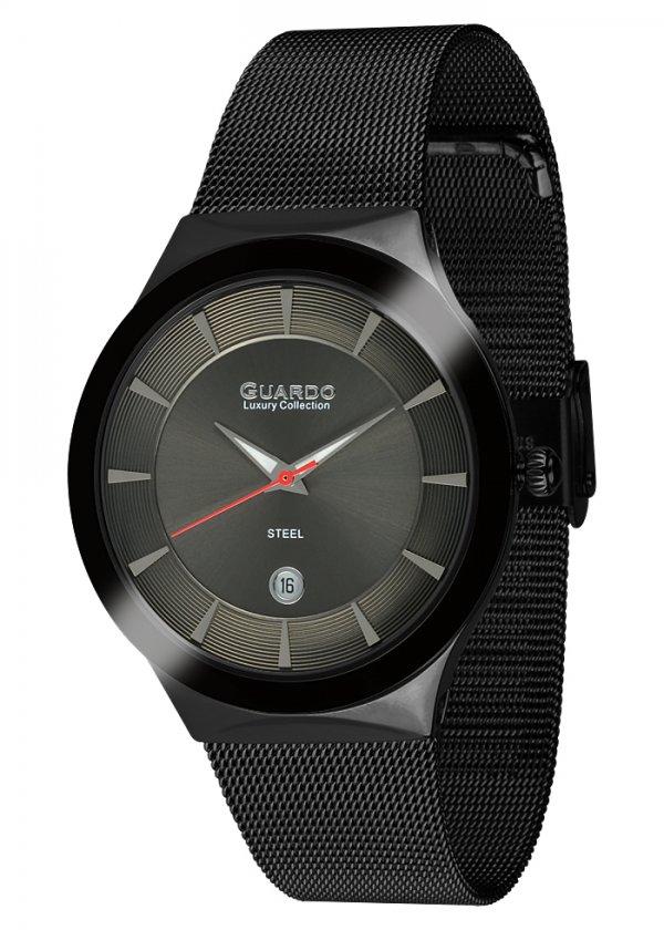 Damski zegarek Na bransolecie mesh Guardo S02101-5