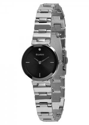 Zegarek Guardo T01070-1 Srebrny