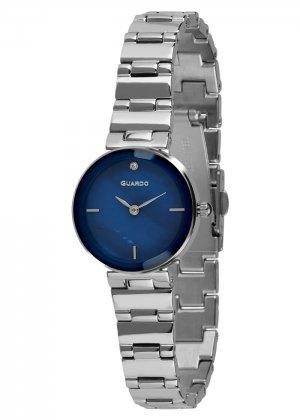 Zegarek Guardo T01070-2 Srebrny