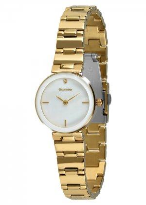 Zegarek Guardo T01070-6 Złoty