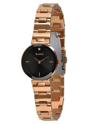 Zegarek Guardo T01070-7 Różowe Złoto