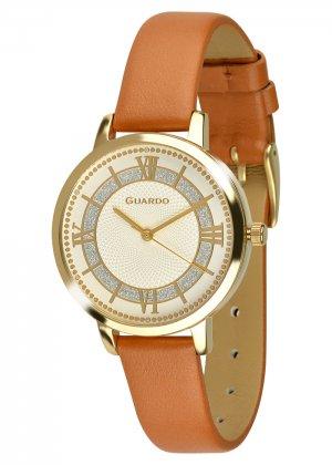 Zegarek Guardo Premium Damska 012184-3